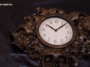 Мастерим оригинальные часы пирата своими руками. Ярмарка Мастеров - ручная работа, handmade.
