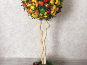 Сделаем вместе фруктовичок? (Фото мастер-класс). Ярмарка Мастеров - ручная работа, handmade.