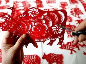 Бумажное искусство Китая. Ярмарка Мастеров - ручная работа, handmade.