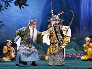 Китайская опера — жемчужина традиционного искусства. Ярмарка Мастеров - ручная работа, handmade.