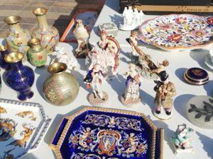 Блошиный рынок, посвящённый фестивалю Луары. Ярмарка Мастеров - ручная работа, handmade.