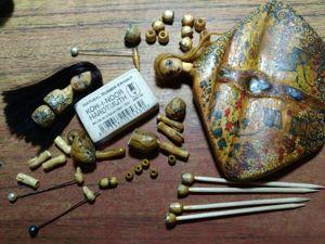 Деревянные куколки в процессе. Ярмарка Мастеров - ручная работа, handmade.