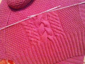 Для чего в вязании спицами нужна выкройка и как самостоятельно рассчитать количество петель и рядов. Ярмарка Мастеров - ручная работа, handmade.