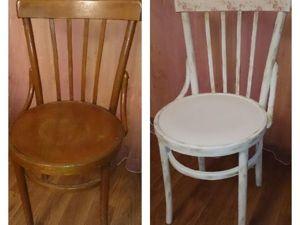 Реставрируем старые стулья в стиль Прованс. Ярмарка Мастеров - ручная работа, handmade.