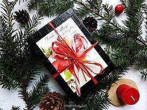 Что и как подарить на Рождество и Новый год. Ярмарка Мастеров - ручная работа, handmade.