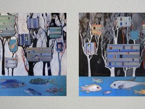 Выставка  «Новые идеи для города». Ярмарка Мастеров - ручная работа, handmade.