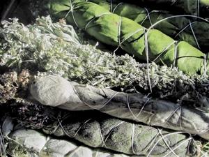 Окуривание травами. Ярмарка Мастеров - ручная работа, handmade.