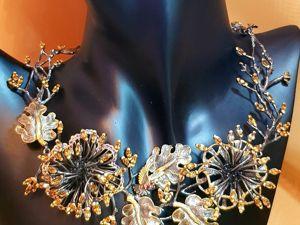 АКЦИЯ!!!  «Встречаем лето»  часть 2! Скидка 20% на колье, ожерелья, подвески, кулоны!!!. Ярмарка Мастеров - ручная работа, handmade.