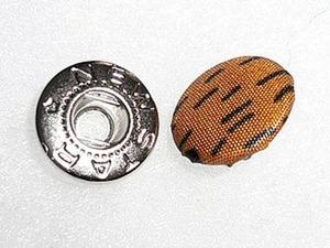 Как просто обтянуть кнопку (пуговицу) тканью. Ярмарка Мастеров - ручная работа, handmade.