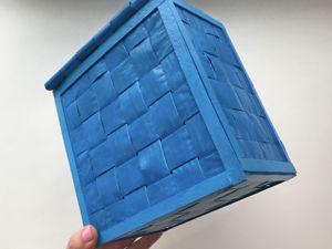 Как создать коробку из бумаги своими руками / Плетёная коробка. Ярмарка Мастеров - ручная работа, handmade.