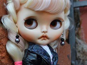 Кристина. New Girl. Custom Blythe. Ярмарка Мастеров - ручная работа, handmade.