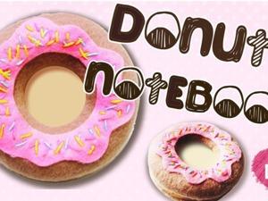 Видео мастер-класс: как сделать блокнот в виде пончика (Donut Notebook). Ярмарка Мастеров - ручная работа, handmade.