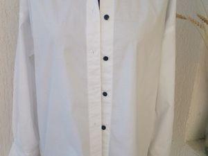 Белая рубашка. Базовый гардероб. Ярмарка Мастеров - ручная работа, handmade.