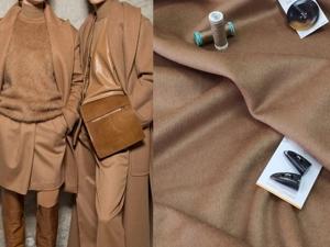 Пальтовая ткань из бамбука и шерсти. Ярмарка Мастеров - ручная работа, handmade.