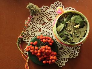 Травяной сбор для компрессов и паровых ванночек. Ярмарка Мастеров - ручная работа, handmade.