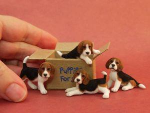 Удивительные миниатюрные композиции Керри Педжути. Ярмарка Мастеров - ручная работа, handmade.