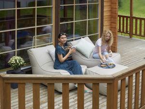 Дача — для отдыха! Как организовать релакс-зону в саду?. Ярмарка Мастеров - ручная работа, handmade.