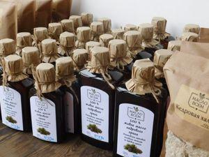 Принимаем заказы на кедровое масло. Ярмарка Мастеров - ручная работа, handmade.