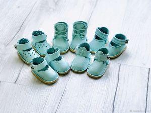 Ботиночки,туфельки,сандалики. Ярмарка Мастеров - ручная работа, handmade.