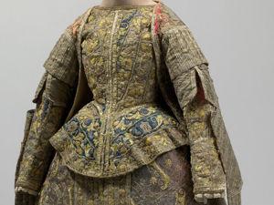 Испанский старинный костюм с вышивкой XVI века (Метрополитен). Ярмарка Мастеров - ручная работа, handmade.