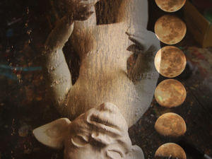 Магия и фазы луны. Ярмарка Мастеров - ручная работа, handmade.