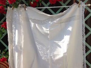 Белоснежный винтажный текстиль!. Ярмарка Мастеров - ручная работа, handmade.
