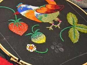 Anu Kabur: A Keeper of the Mahusay Embroidery Tradition. Livemaster - handmade