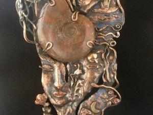 Новое колье — Мои мысли. Ярмарка Мастеров - ручная работа, handmade.