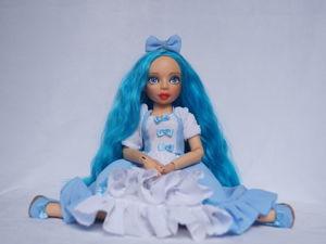 Создаём шарнирную куклу от «А» до «Я». Ярмарка Мастеров - ручная работа, handmade.