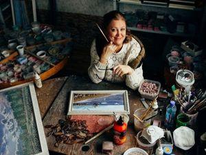 Байкальские камушки Татьяны Комович. Ярмарка Мастеров - ручная работа, handmade.