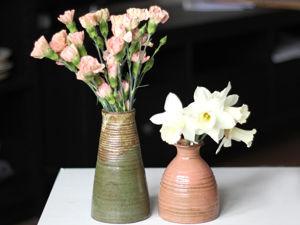 Новый вазы!. Ярмарка Мастеров - ручная работа, handmade.