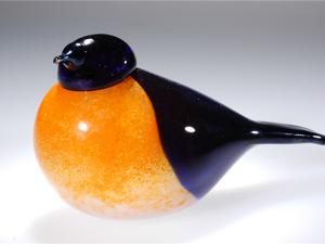 Mesmerizing Filigree Birds by Oiva Toikka. Livemaster - handmade