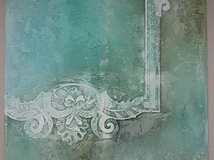 Декоративное панно «старая стена». Ярмарка Мастеров - ручная работа, handmade.