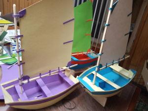 Строим парусный флот своими руками. Ярмарка Мастеров - ручная работа, handmade.