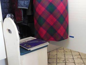 Выравниваем низ юбки с помощью манекена-вешалки. Ярмарка Мастеров - ручная работа, handmade.