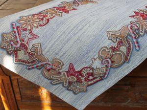 Испанская гобеленовая серия Имбирные Пряники в стиле Прованс или Кантри. Ярмарка Мастеров - ручная работа, handmade.