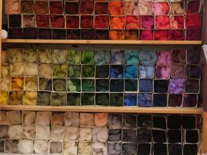 Классный способ хранения шерсти в мастерской. Ярмарка Мастеров - ручная работа, handmade.