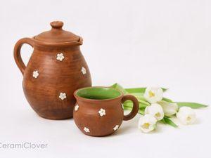 Большая, летняя распродажа керамической посуды!!!. Ярмарка Мастеров - ручная работа, handmade.