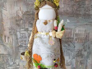 Обережная кукла Ладушка. Ярмарка Мастеров - ручная работа, handmade.