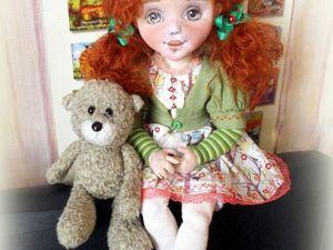 Кукла Ариша. Ярмарка Мастеров - ручная работа, handmade.