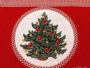 Новая коллекция новогоднего текстиля Villeroy & Boch Toy's Delight. Ярмарка Мастеров - ручная работа, handmade.