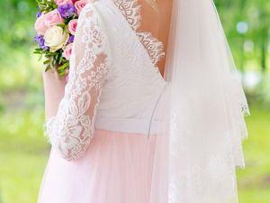 Советы по пошиву свадебных платьев. Часть 2. Ярмарка Мастеров - ручная работа, handmade.