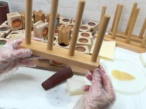 Полезные советы покрытия маслом деталей деревянных игрушек ручной работы. Ярмарка Мастеров - ручная работа, handmade.