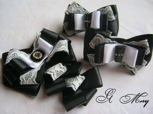 Делаем несложный школьный галстук: видеоурок. Ярмарка Мастеров - ручная работа, handmade.