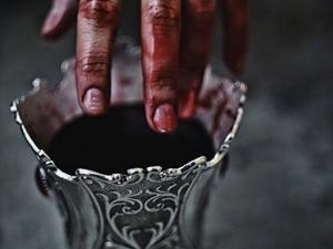 Значение крови в магии. Ярмарка Мастеров - ручная работа, handmade.