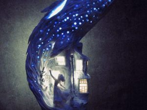 Amazing Nightlights by Asya Chernoivanova: 25 Incredible Works. Livemaster - handmade