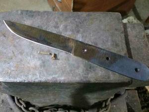 Тестирование ножа. Ярмарка Мастеров - ручная работа, handmade.