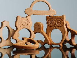 Первая игрушка. Ярмарка Мастеров - ручная работа, handmade.