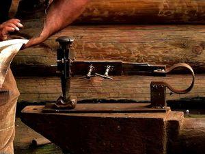 Холодная ковка металла: создаём складки на металле. Ярмарка Мастеров - ручная работа, handmade.