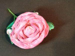 Когда розы шипов не имеют. Ярмарка Мастеров - ручная работа, handmade.